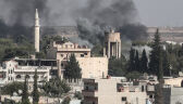 Turecka ofensywa w Syrii. Pierwsze ofiary wśród ludności cywilnej