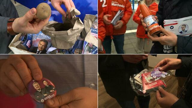 Kiełbasa wyborcza o smaku pączka. Tak kandydaci walczą o pamięć wyborców przy głosowaniu
