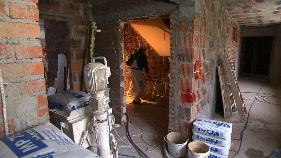 Trwa budowa Domu dla Dzieciaków w Wąwolnicy. Siostry kapucynki wciąż zbierają pieniądze