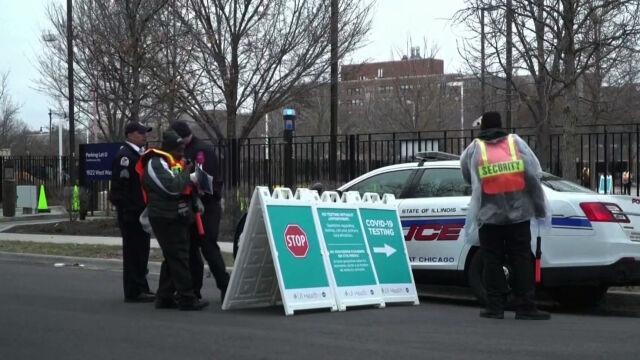 29.03.2020   Lawinowy przyrost zakażonych SARS-CoV-2 w USA. Blisko połowa w Nowym Jorku