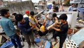 25.04.2015 | Potężne trzęsienie ziemi w Nepalu i lawina na Evereście
