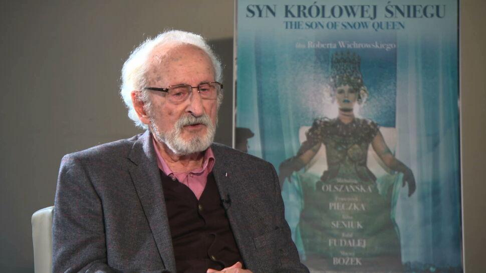 Franciszek Pieczka dla TVN24: póki w stawach za mocno nie skrzypi, to można być dalej aktorem