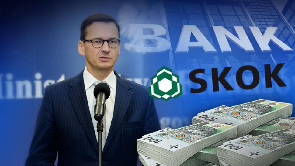 """Banki nie chcą płacić na upadające SKOK-i. """"Niemoralnym jest, by ten, kto nie zawinił, ponosił konsekwencje"""""""