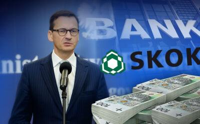 """Banki nie chcą płacić na upadające SKOKi. """"Niemoralnym jest, by ten, kto nie zawinił, ponosił konsekwencje"""""""