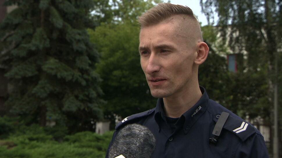 Policjant z Polski uratował w Tajlandii tonących chłopców