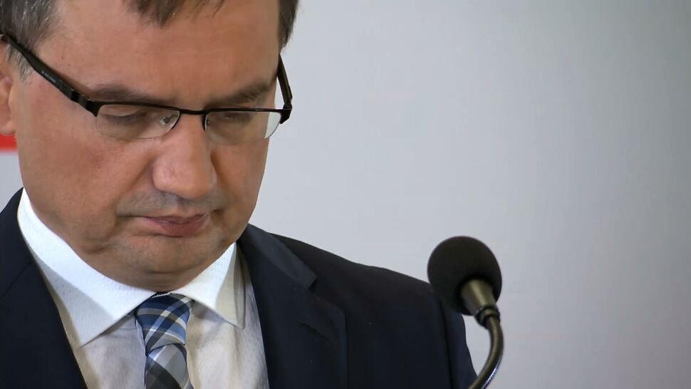 """Opozycja krytykuje ministra sprawiedliwości """"Stworzył imperium bezkarności władzy"""""""