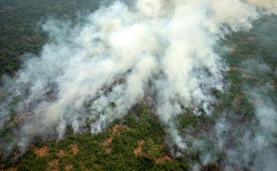 Rusza szczyt G7. Wśród tematów znajdzie się sprawa pożarów w Amazonii