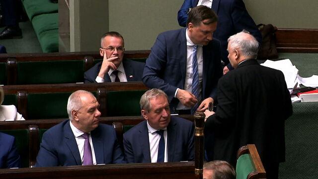 """Dymisja Ziobry? """"Tak urósł, że nawet Jarosław Kaczyński jest tym zadziwiony"""""""