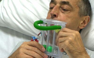 Jednoczesny przeszczep serca i wątroby. Pan Marek ma szansę na pełną sprawność