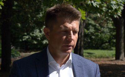 Petru wciąż nie może wjechać na teren Sejmu. Żąda zadośćuczynienia od marszałka