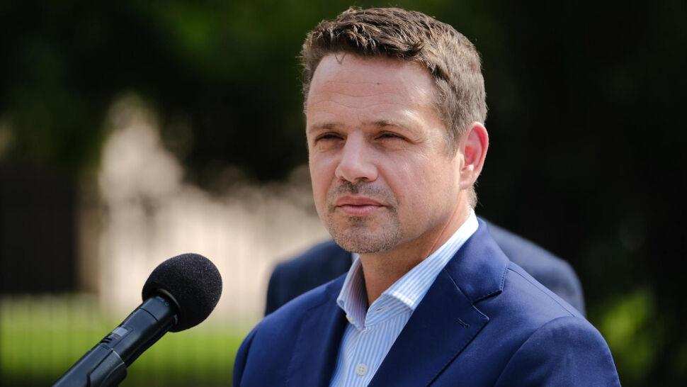 Andrzej Duda formalnie zaprosił Rafała Trzaskowskiego na rozmowę do Pałacu Prezydenckiego