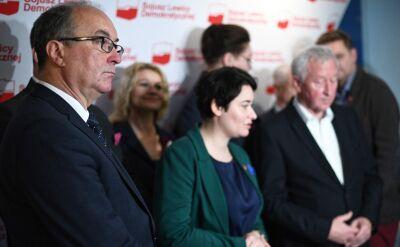 """SLD chce wyborczej koalicji. """"Dostaliśmy mandat do prowadzenia rozmów"""""""