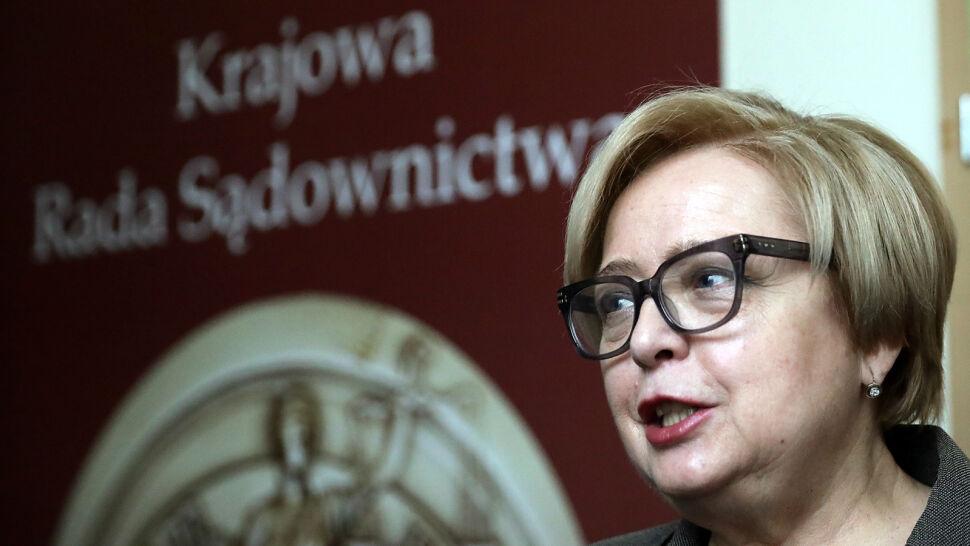 Małgorzata Gersdorf zrezygnowała z szefowania Krajowej Radzie Sądownictwa
