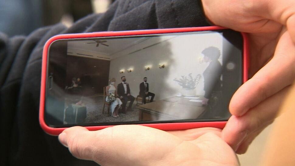 W Gdyni odbył się pierwszy w Polsce ślub online