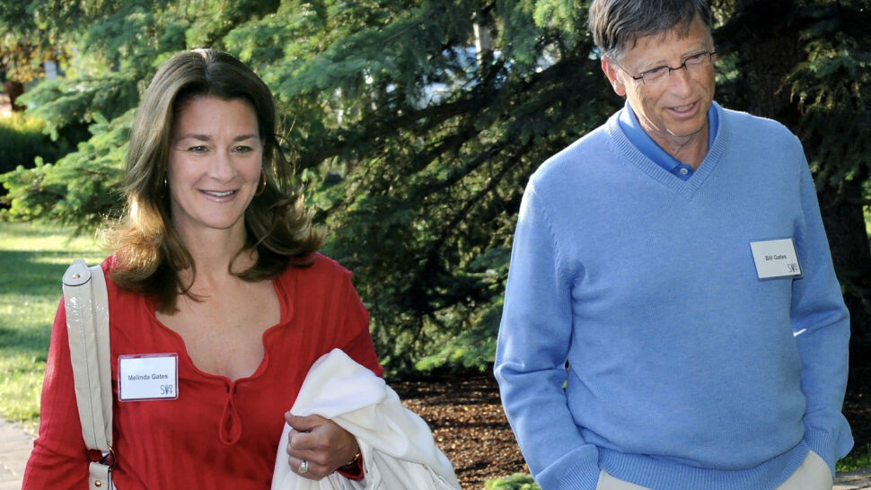 Bill i Melinda Gates ogłosili, że się rozwodzą