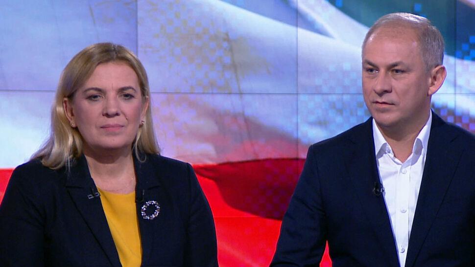 Jakubiak: premier u nas odgrywa rolę technicznego