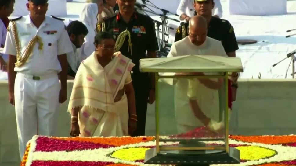 150. rocznica urodzin Mahatmy Gandhiego