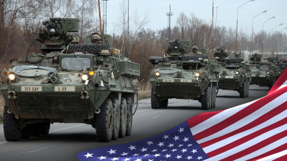 Armia USA w drodze do Polski. Trwa wielka operacja