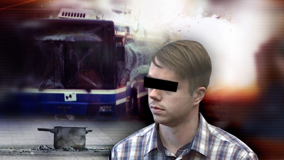Chciał wysadzić autobus pełen ludzi. Bomber usłyszał wyrok