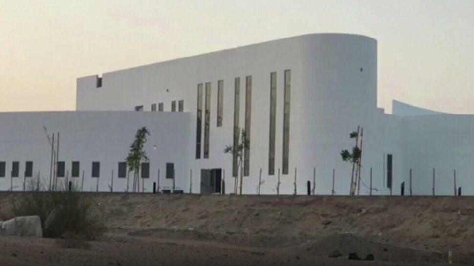 Powstał największy na świecie budynek wykonany przy pomocy drukarki 3D