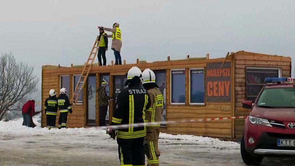 Inspektorzy budowlani ruszą w teren po tragedii w Bukowinie Tatrzańskiej