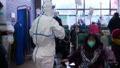 W Chinach wzrosła liczba zakażonych nowym koronawirusem