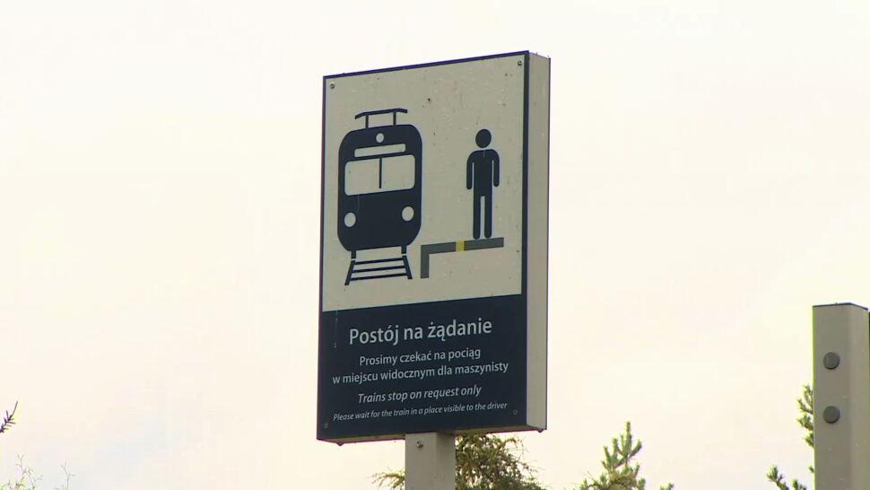"""Pociągi z przystankami """"na żądanie"""". Przewoźnik wytypował kilkanaście stacji"""