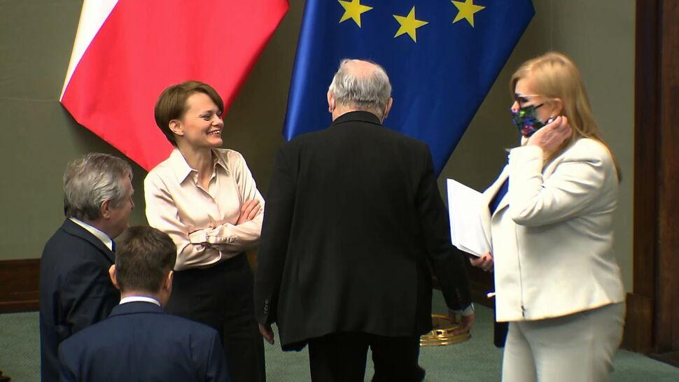 """Jadwiga Emilewicz odchodzi z Porozumienia. """"Nie jest to decyzja łatwa"""""""
