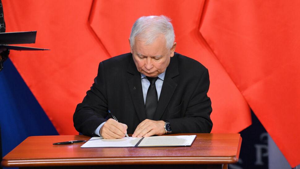 """Jarosław Kaczyński wicepremierem? """"Pomieszanie z poplątaniem"""""""