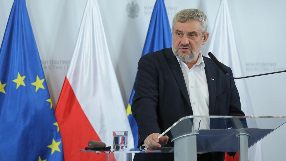 """""""Ja nie wiem, jakie diabły przy tym kręciły"""". Ardanowski krytykuje otoczenie Jarosława Kaczyńskiego"""