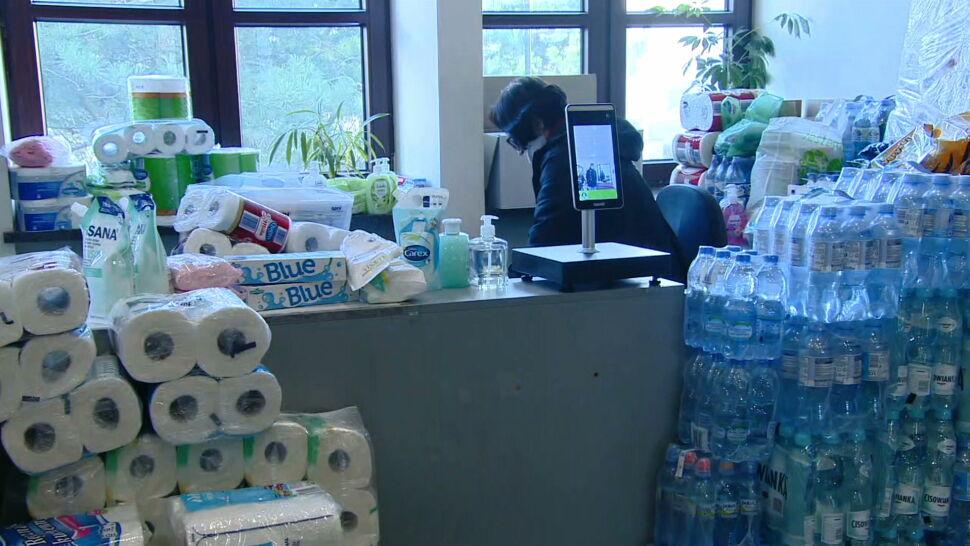 Fundacja z Suwałk organizuje zbiórkę produktów, niezbędnych dla chorych w szpitalu