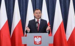 Prezydent złożył wniosek o referendum. Zaproponował termin i pytania