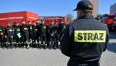 Odzew polskich strażaków na apel szwedzkiego rządu. Ruszyli gasić lasy