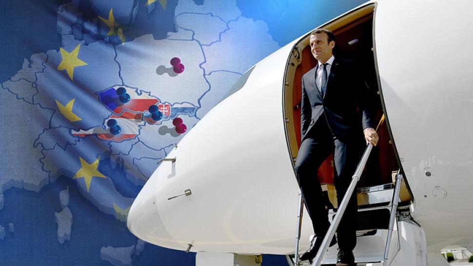"""""""Macron odwiedza kraje, z którymi miał mniej liczne kontakty niż z Polską"""". Minister Waszczykowski komentuje"""