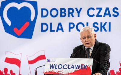 W Polsce PiS zapowiada wyższe płace, w Brukseli walczy o coś przeciwnego