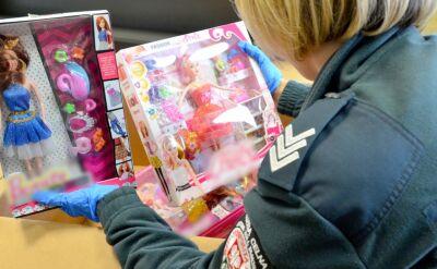 Transport zabawek z Chin zatrzymany. Zawierały szkodliwe substancje