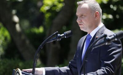 """""""Pan prezydent z panem premierem jeżdżą i szkalują polskich sędziów"""""""