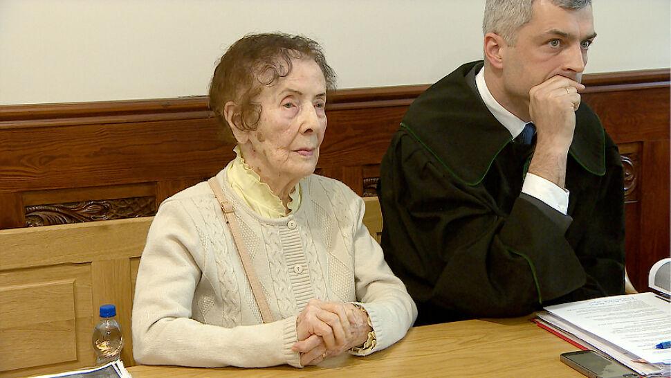 Podstępem miała zostać pozbawiona mieszkania. 101-latka poszła do sądu
