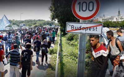 04.09.2015 | Marsz ku wolności. Uchodźcy ruszyli na Wiedeń