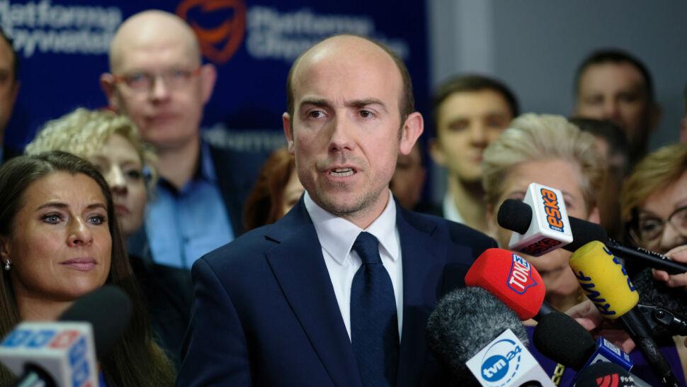 """Borys Budka nowym przewodniczącym PO. """"To olbrzymie zaufanie"""""""