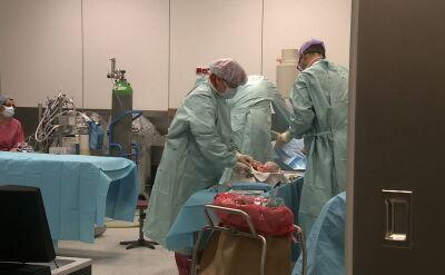 Przeszczep płuc niemal w ostatniej chwili. Sukces lekarzy z Zabrza i drugie życie pacjenta