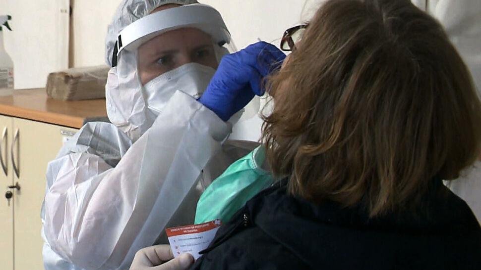 """Pierwsze wnioski z testów w Zachodniopomorskiem. """"Około 20 procent populacji miało kontakt z wirusem"""""""