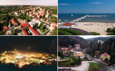 Najbardziej romantyczne miejsca w Europie Środkowej? Cztery są w Polsce