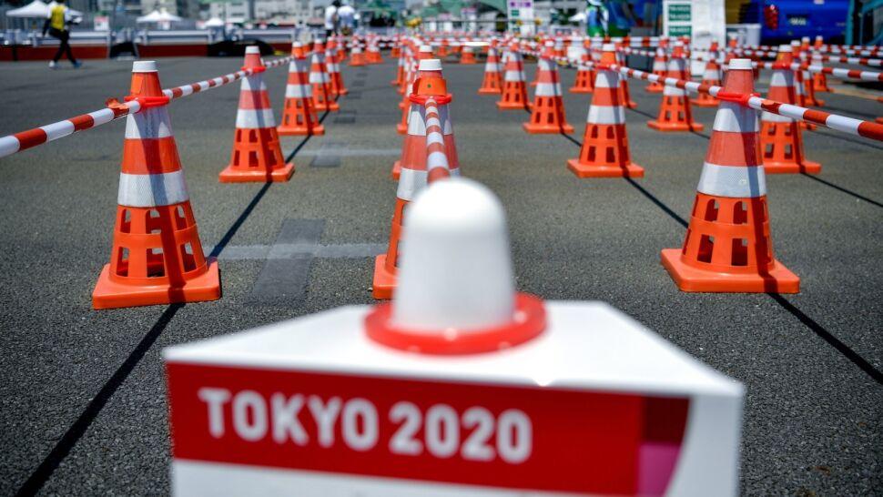 Wielkie odliczanie do ceremonii otwarcia igrzysk w Tokio