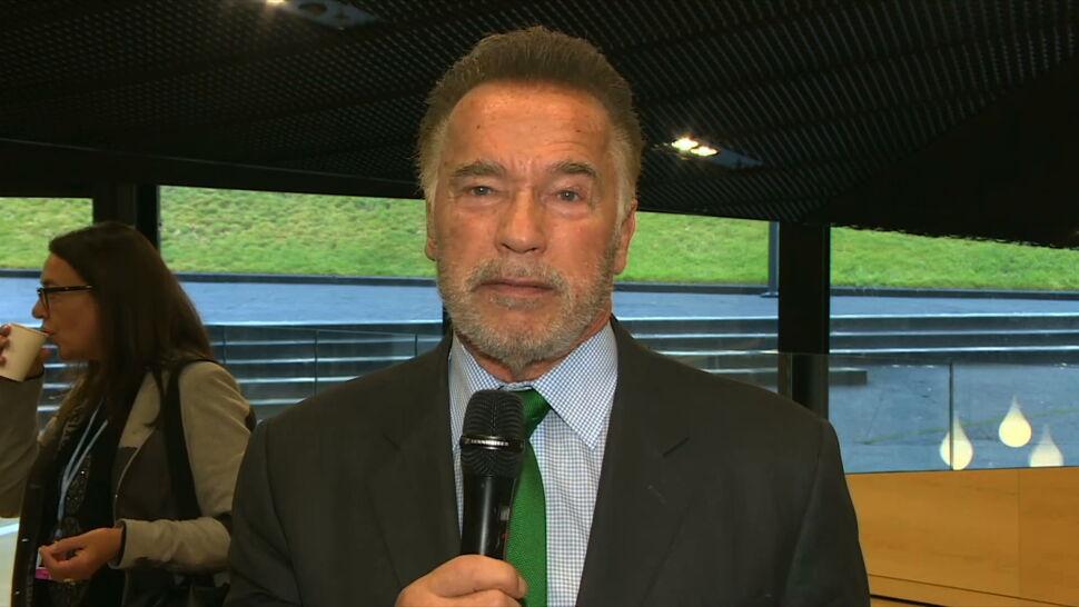 Schwarzenegger: zagrożenie dla planety nie jest wyolbrzymiane