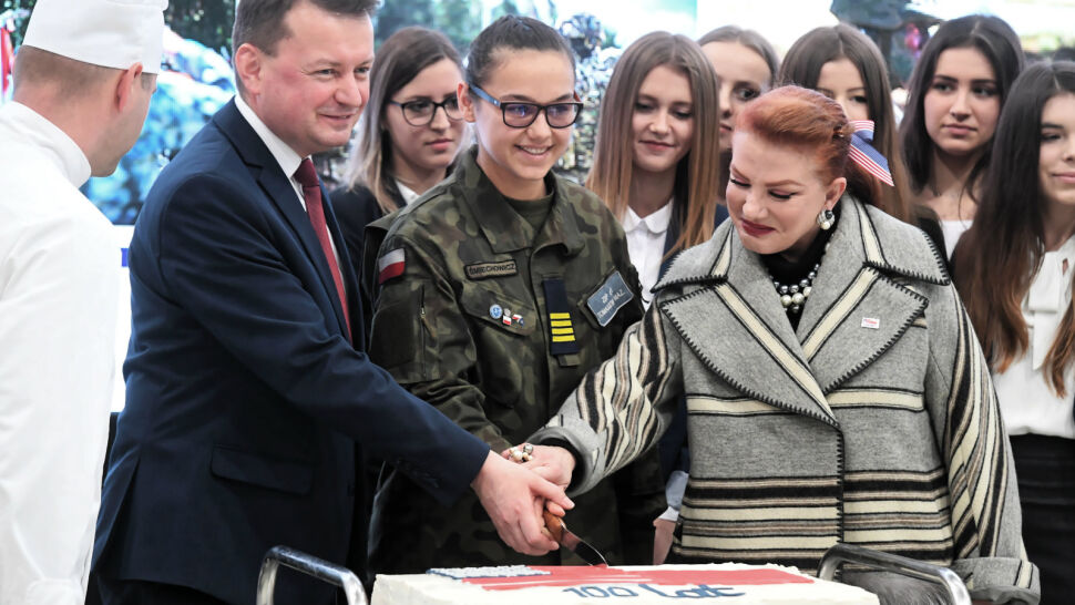 Ambasador USA w Polsce: tak naprawdę świętujemy 100 lat wspólnej przyszłości
