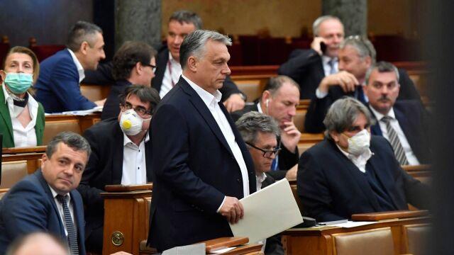 31.03.2020   Nieograniczona władza w rękach premiera Węgier? Orban będzie mógł rządzić poprzez dekrety