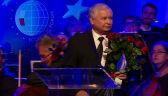 09.09.2015 | Zaskakujące laury. Kaczyński wybrany Człowiekiem Roku Forum Ekonomicznego