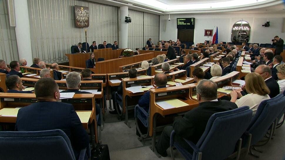 Pieniądze dla Polonii nie od Senatu. PiS przegłosował poprawki do obecnego budżetu