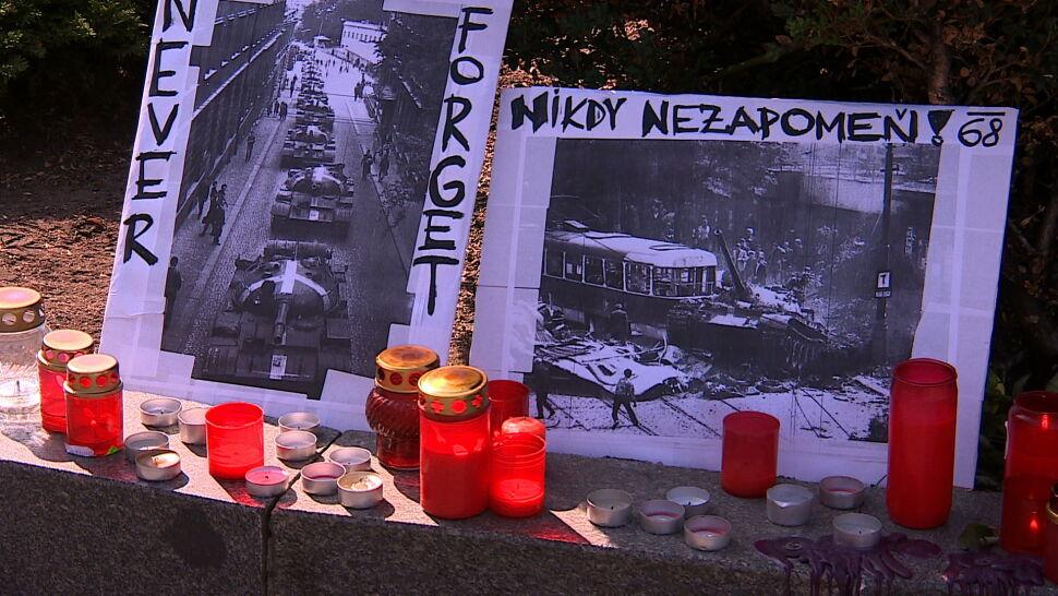 """""""To wyglądało tak jak w okupowanym państwie"""". 50 lat po inwazji na Czechosłowację"""